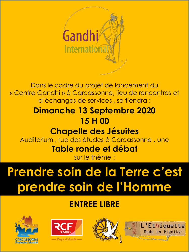 200829 Affiche Centre Gandhi
